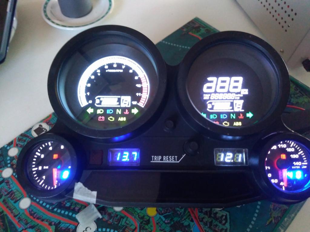 tableau de bord numérique pour mon RX P_202121