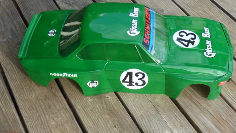 BMW 3.5 CSL Gosser Beer le Mans 1976 Gosser10