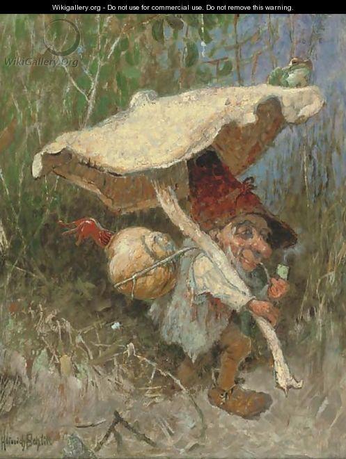 13 octobre : À la Saint Géraud, les bouffardes font le chaud.  00089110