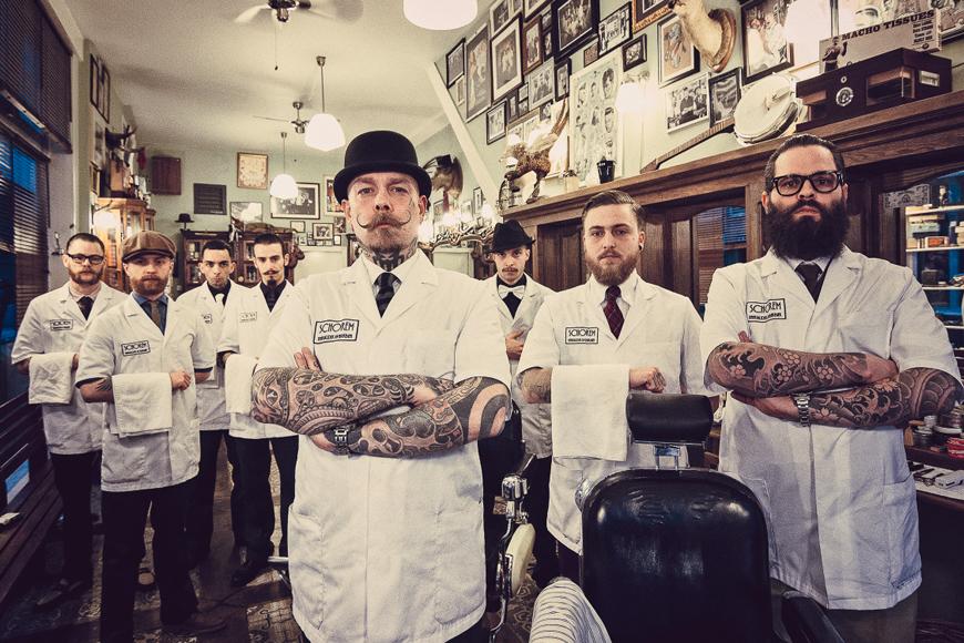 Schorem barber shop - a Rotterdam 06031410