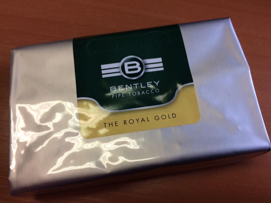 BENTLEY The Royal Vanilla / The Royal Gold 108bf310