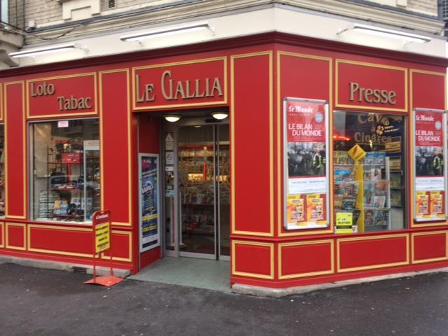 Reims - Le Gallia Img_3310