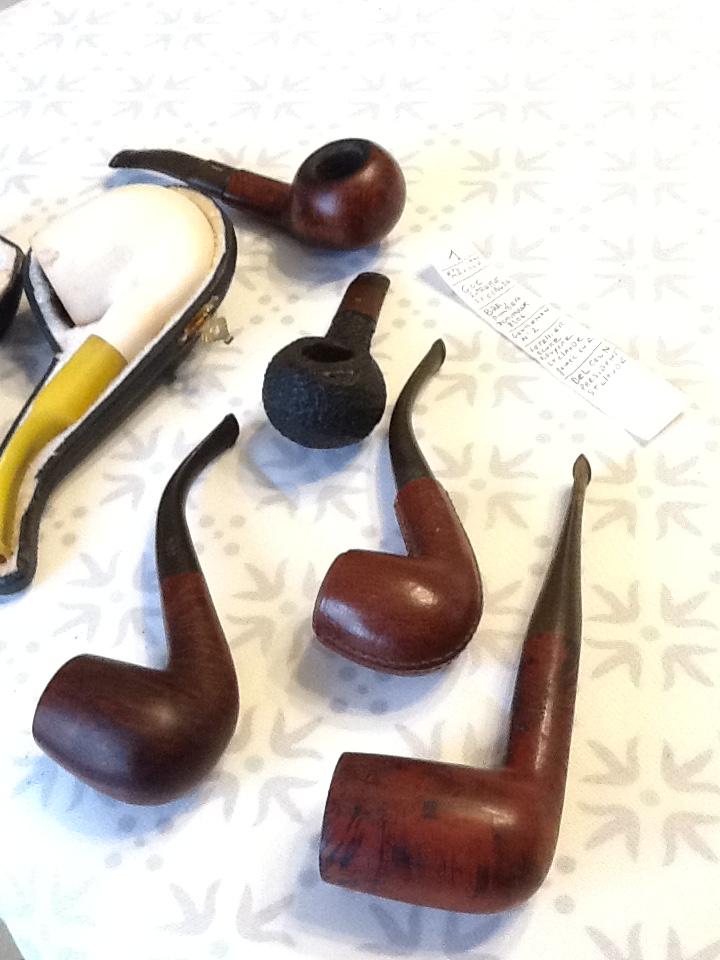 Pipes bourguignonnes à vendre. Lot_1_11
