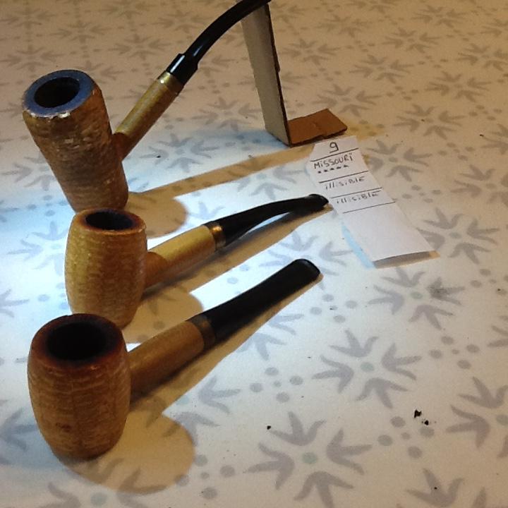 Pipes bourguignonnes à vendre. Lot_9_10