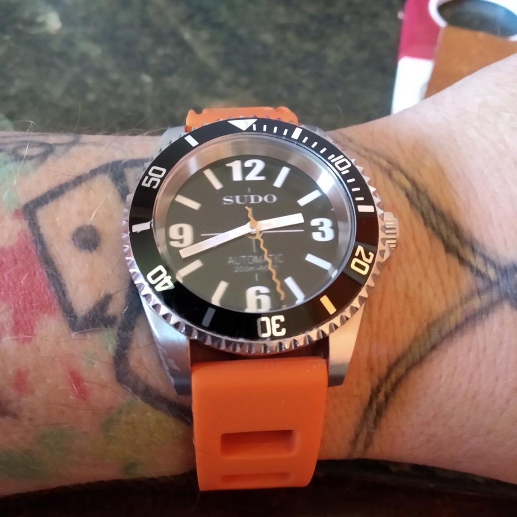 SUDO watch brand  Img_2255