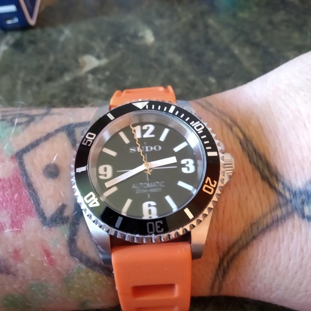 SUDO watch brand  Img_2257