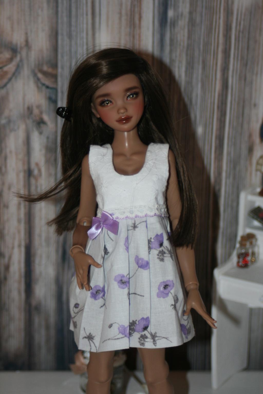 tenues / robes handmade  Ziya / Vana / Poulpy /Bô / appi 06310