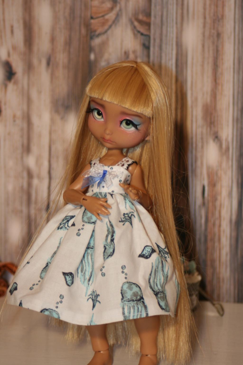 tenues / robes handmade  Ziya / Vana / Poulpy /Bô / appi 08410