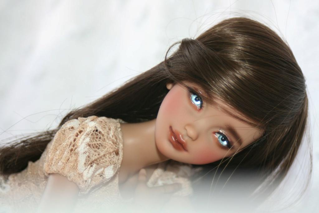 Ziya tan youpla dolls + extra édition d'artiste pour le DRV  Zo410