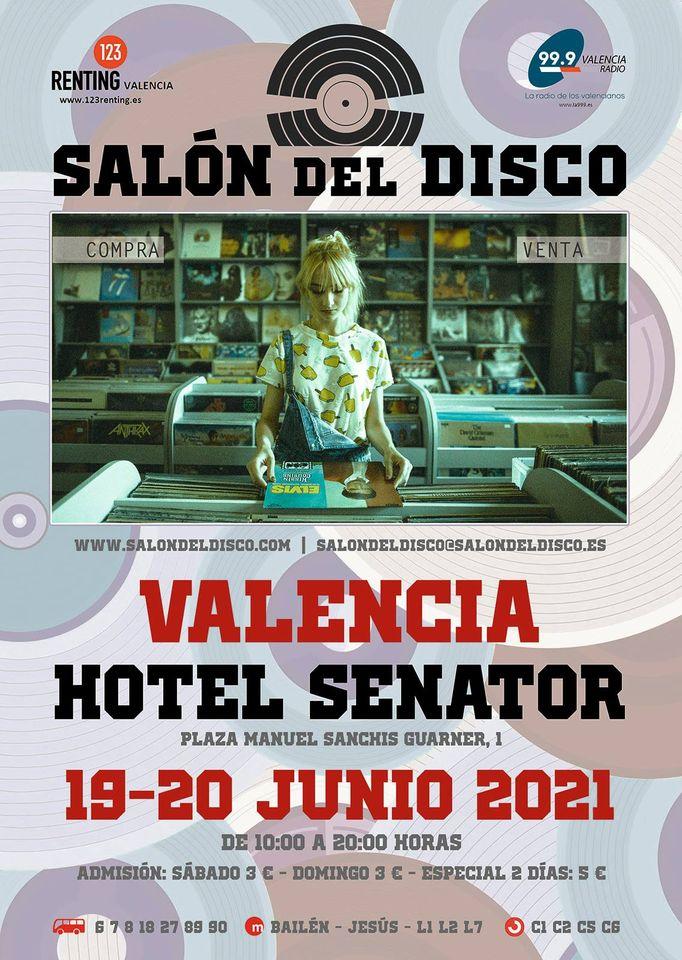 ¡Feria Internacional del Disco de Valencia! 71f17d10