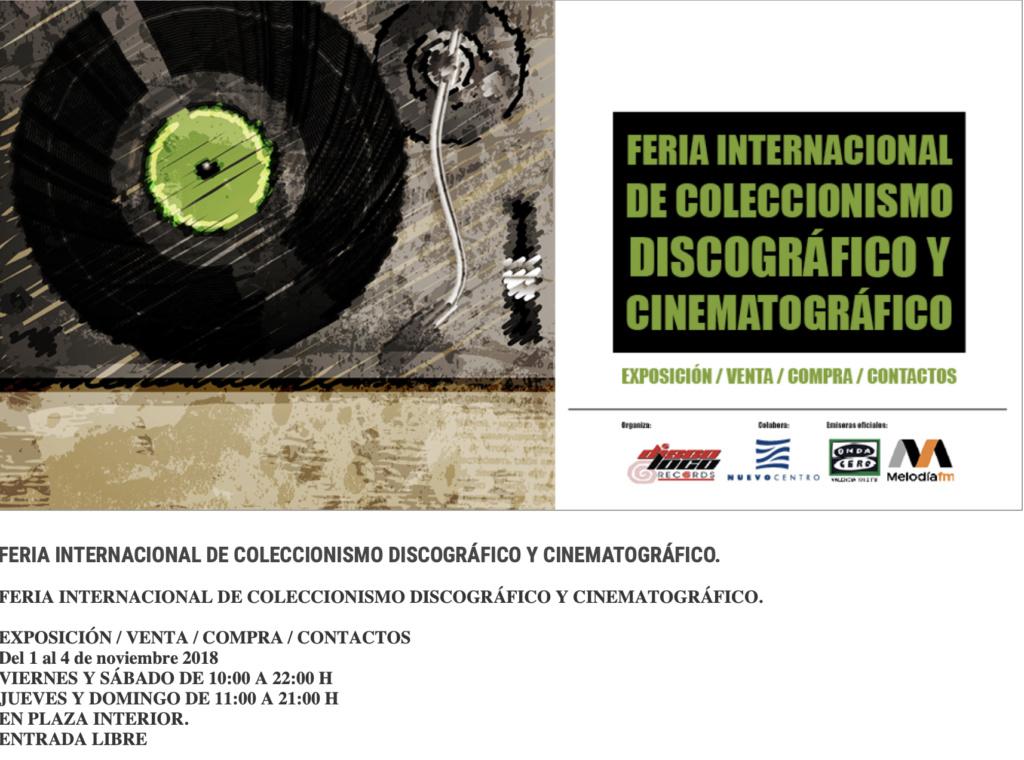 ¡Feria Internacional del Disco de Valencia! Captur15