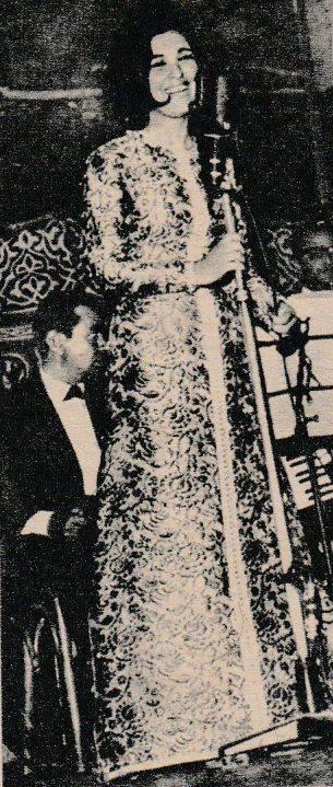 مقال صحفي : حفلة أضواء المدينة .. للاحتفال بالسد العالي 1964 م 235