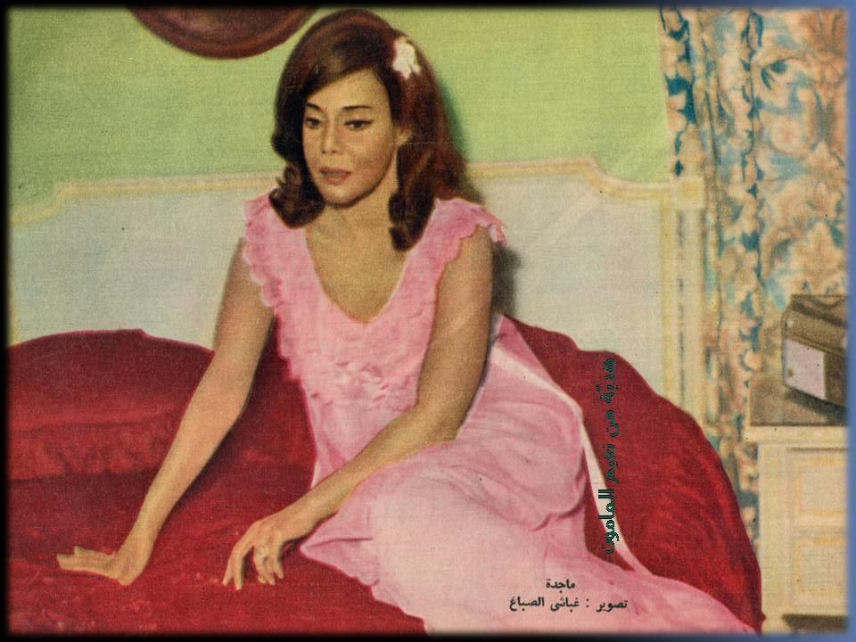 مقال صحفي : ماجدة وسعاد حسني بطلتان من صفحات طه حسين .. ونجيب محفوظ 1970 م 3238