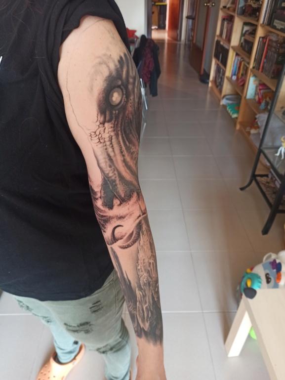 Cuando el tatuaje se convierte en arte...(Grandes tatuadores) - Página 3 Img_2076