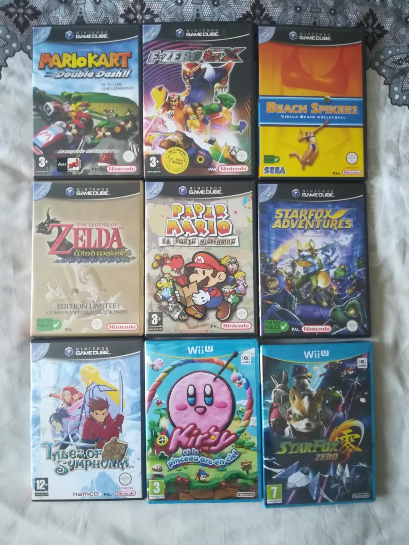 [VDS] Quelques jeux GC , Wii U et Switch . Img_2027
