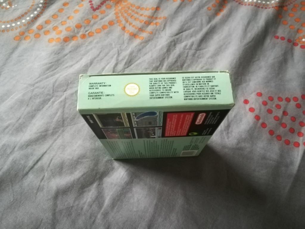 [VDS] Boîte + Notice de Megaman X sur SNES Img_2064