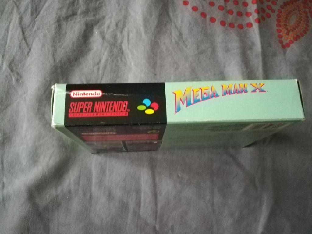 [VDS] Boîte + Notice de Megaman X sur SNES Img_2065