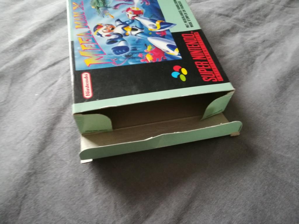 [VDS] Boîte + Notice de Megaman X sur SNES Img_2066
