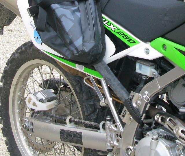 Honda Crf250l : porte-bagages et bagages   Kawete10
