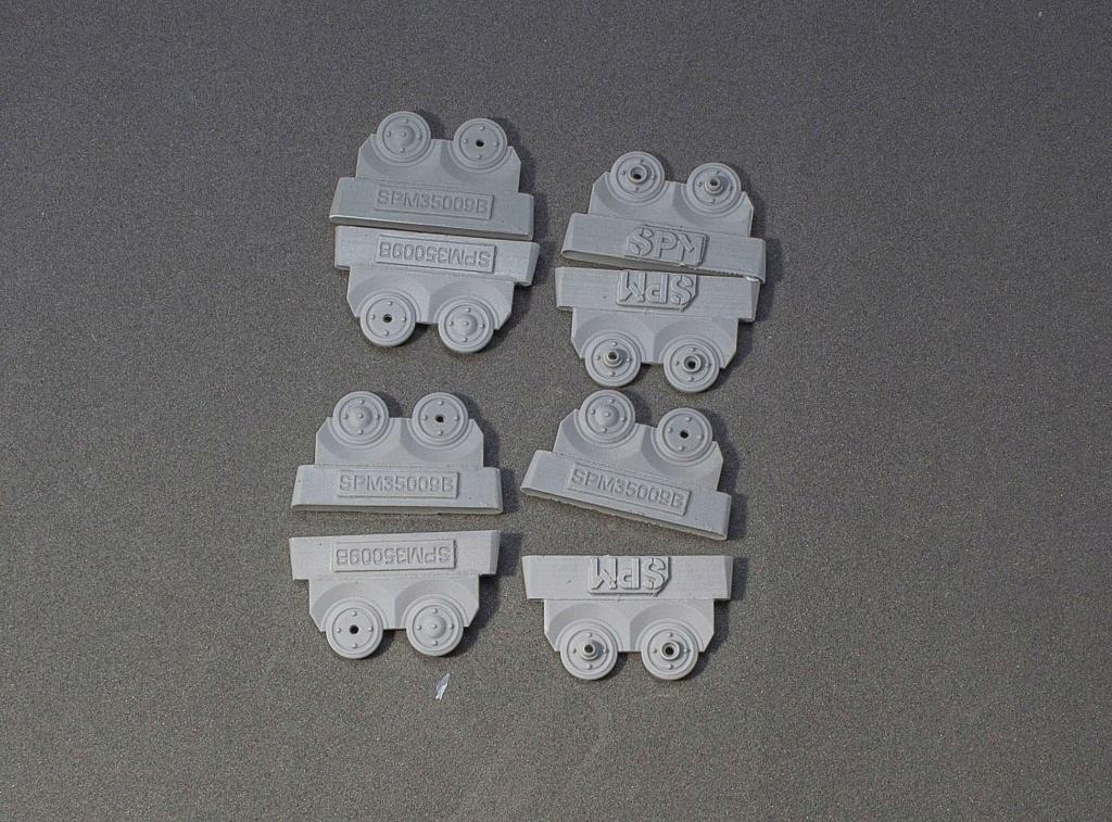 Конверсия ходовой части для Т-26 3_010