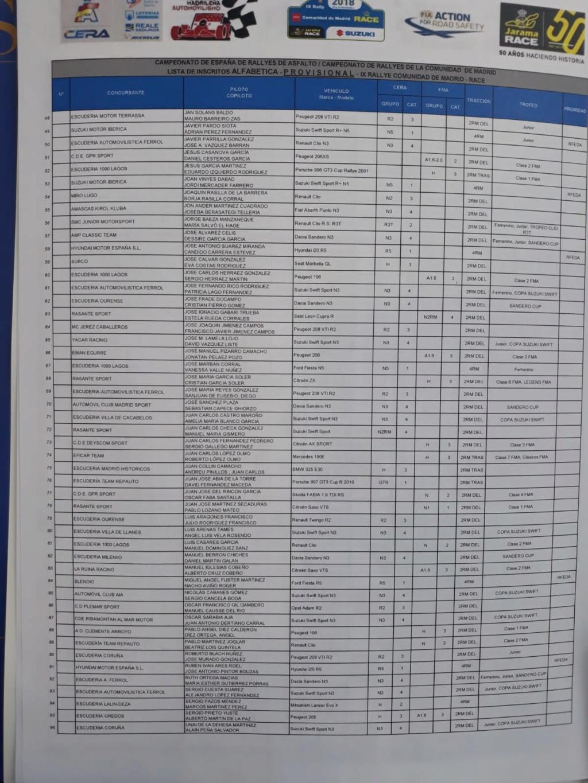 CERA: 9º Rallye Comunidad de Madrid - RACE [23-24 Noviembre] 210