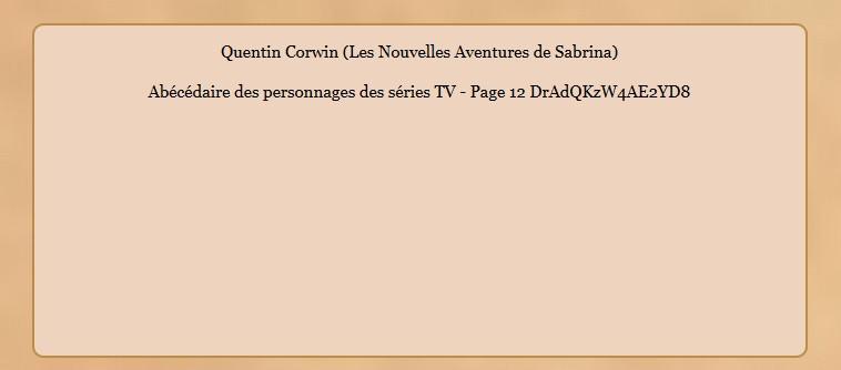 Abécédaire des personnages des séries TV - Page 12 Sans_t16
