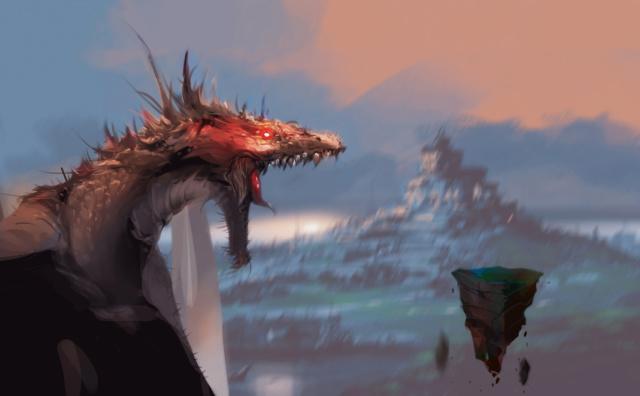 [CANON] Criaturas creadas por la comunidad: ANTAGONISTAS Dragon10