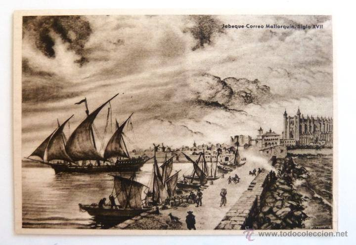 """""""La barca del mallorquí"""" (1706) 38817510"""
