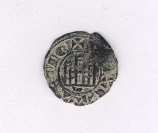 Dinero de Fernando IV Emisión de 1297 00411
