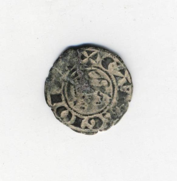 Dinero de Fernando IV Emisión de 1297 00511