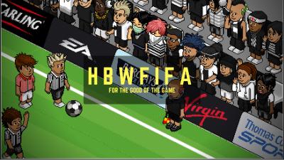 HABBOWORLD SOCCER FIFA