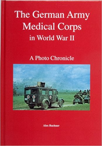 The German Army Medical Corps in World War II 51vjqe10