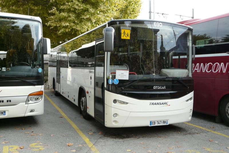 Segui-Transarc Otokar19