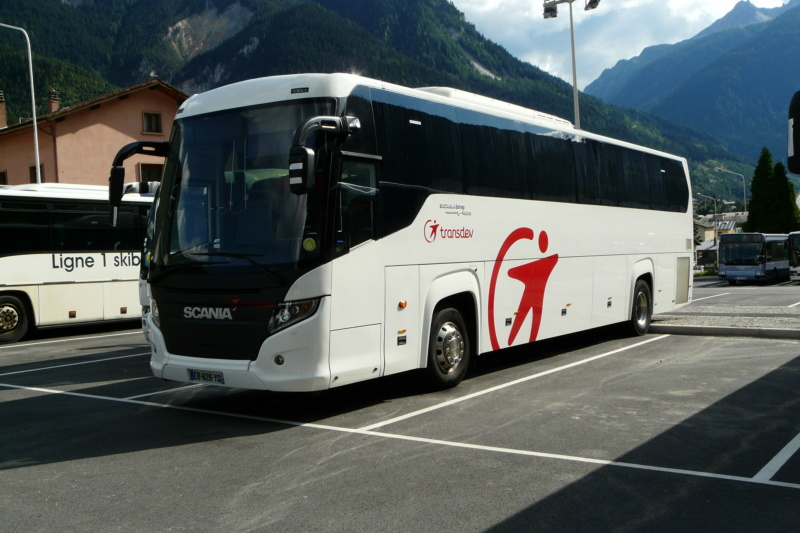 Transdev Savoie Scania17