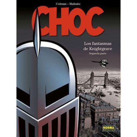 QUE COMIC ESTAS LEYENDO? - Página 4 Choc-c10