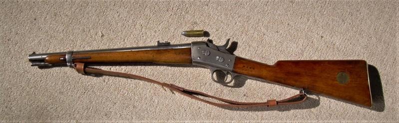 Rolling Block artillery carbine 211