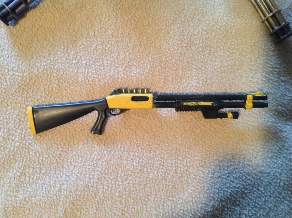 mg42 - 4D Gun Model / Puzzle Model 1/6 scale guns Img_7616