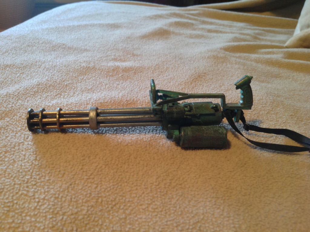 mg42 - 4D Gun Model / Puzzle Model 1/6 scale guns Img_7617