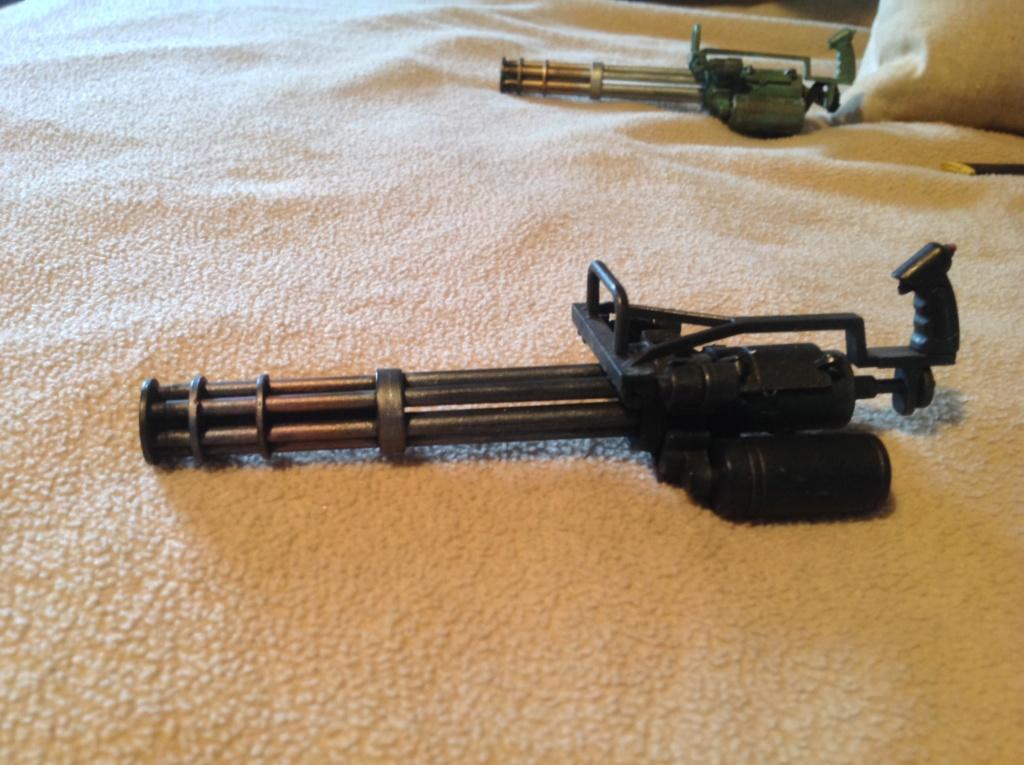 mg42 - 4D Gun Model / Puzzle Model 1/6 scale guns Img_7618