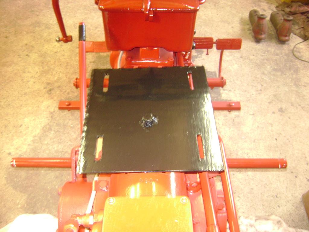 restauration - restauration d'un tracteur ENERGIC 519 B Dsc05531