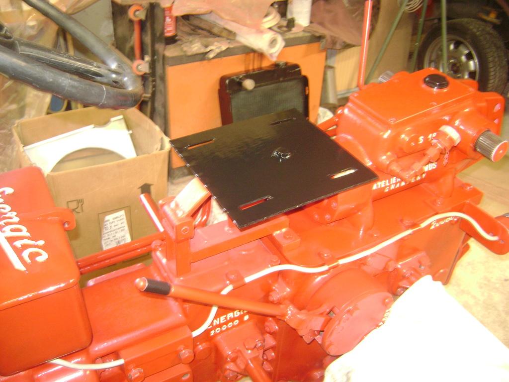 restauration - restauration d'un tracteur ENERGIC 519 B Dsc05532