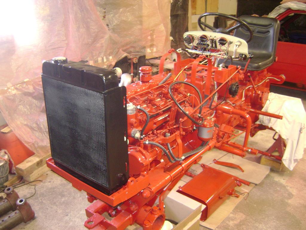 restauration - restauration d'un tracteur ENERGIC 519 B Dsc05534