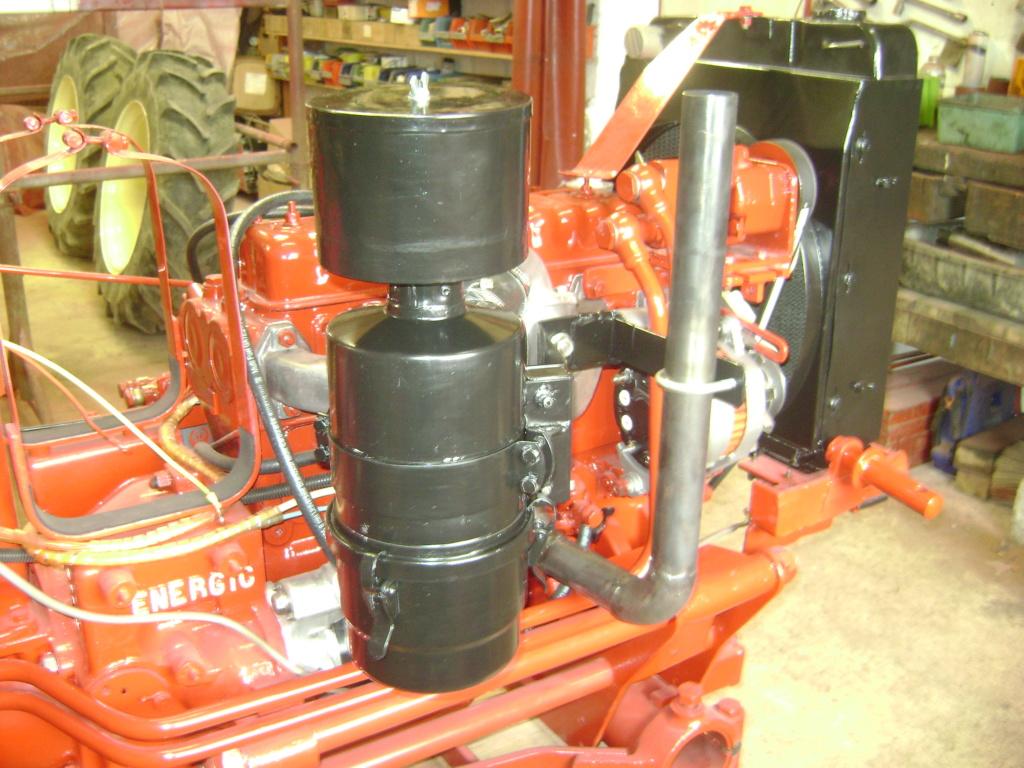 energic - restauration d'un tracteur ENERGIC 519 Dsc05557
