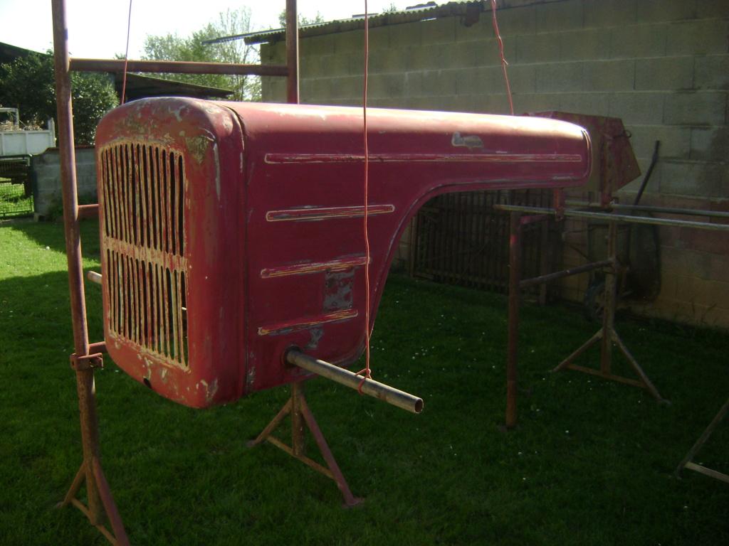 energic - restauration d'un tracteur ENERGIC 519 Dsc05559