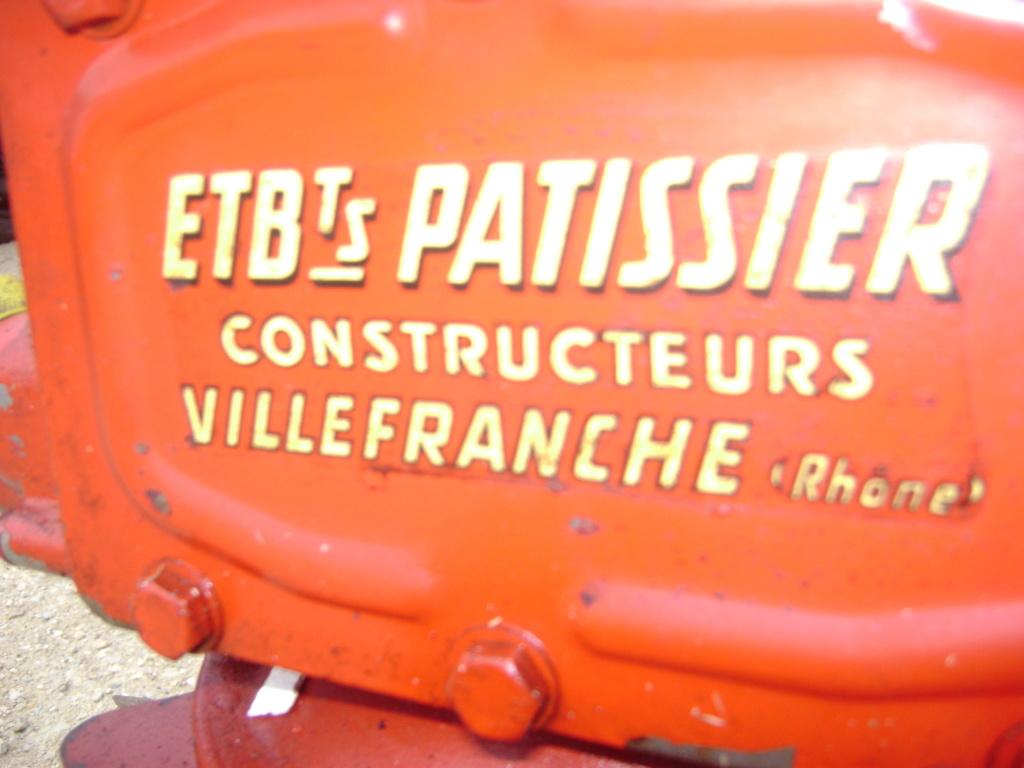 energic - restauration d'un tracteur ENERGIC 519 Dsc05562