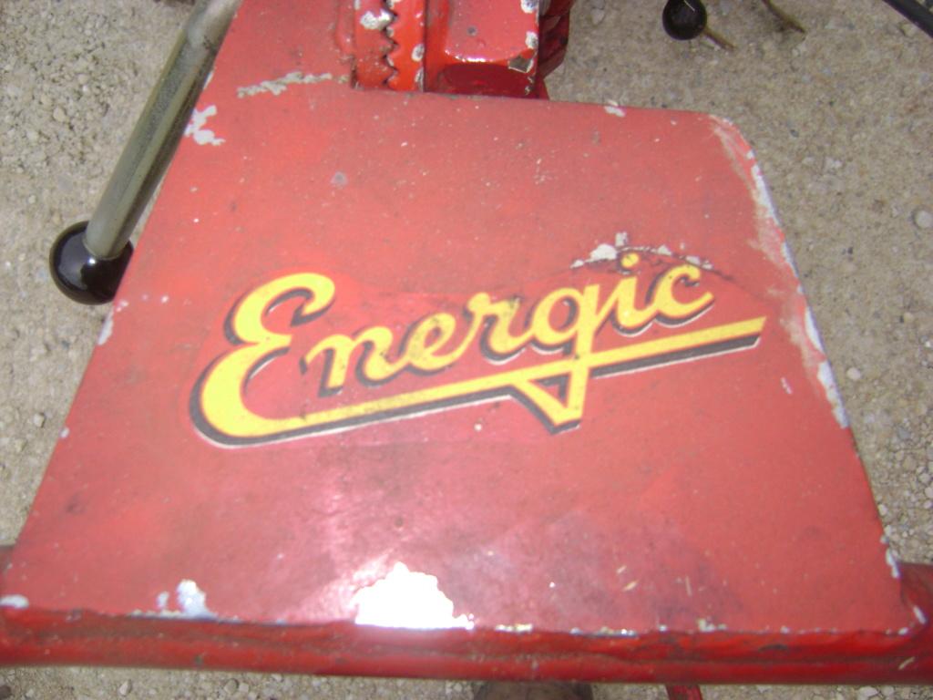 energic - restauration d'un tracteur ENERGIC 519 Dsc05563