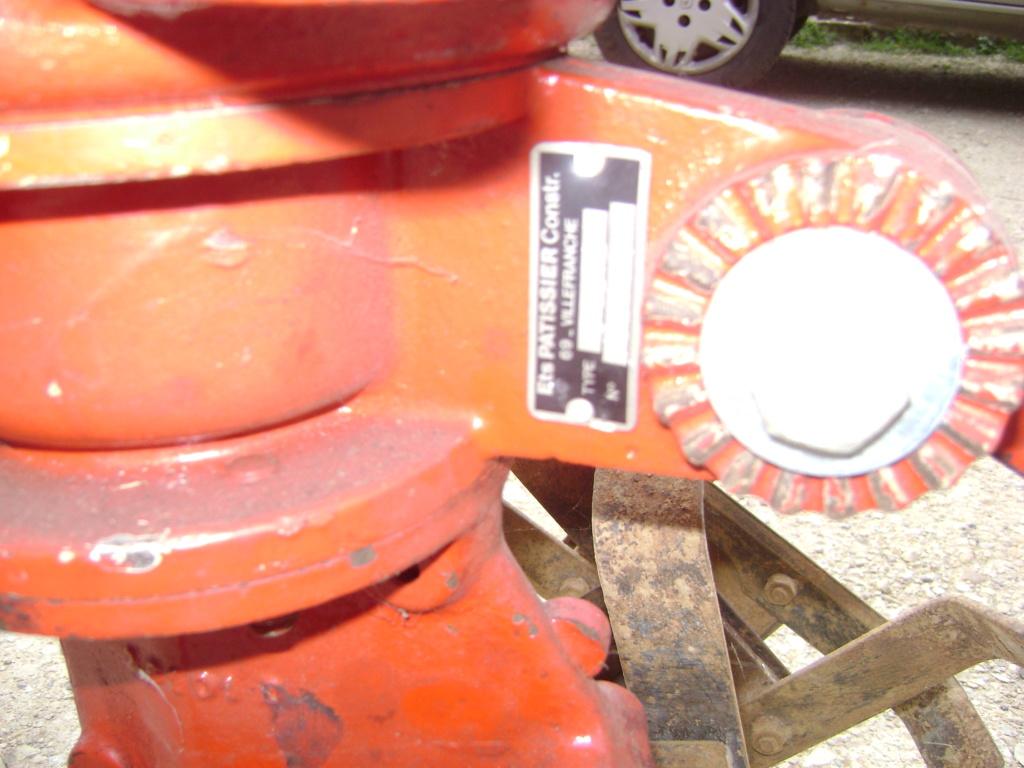 restauration d'un tracteur ENERGIC 519 Dsc05565
