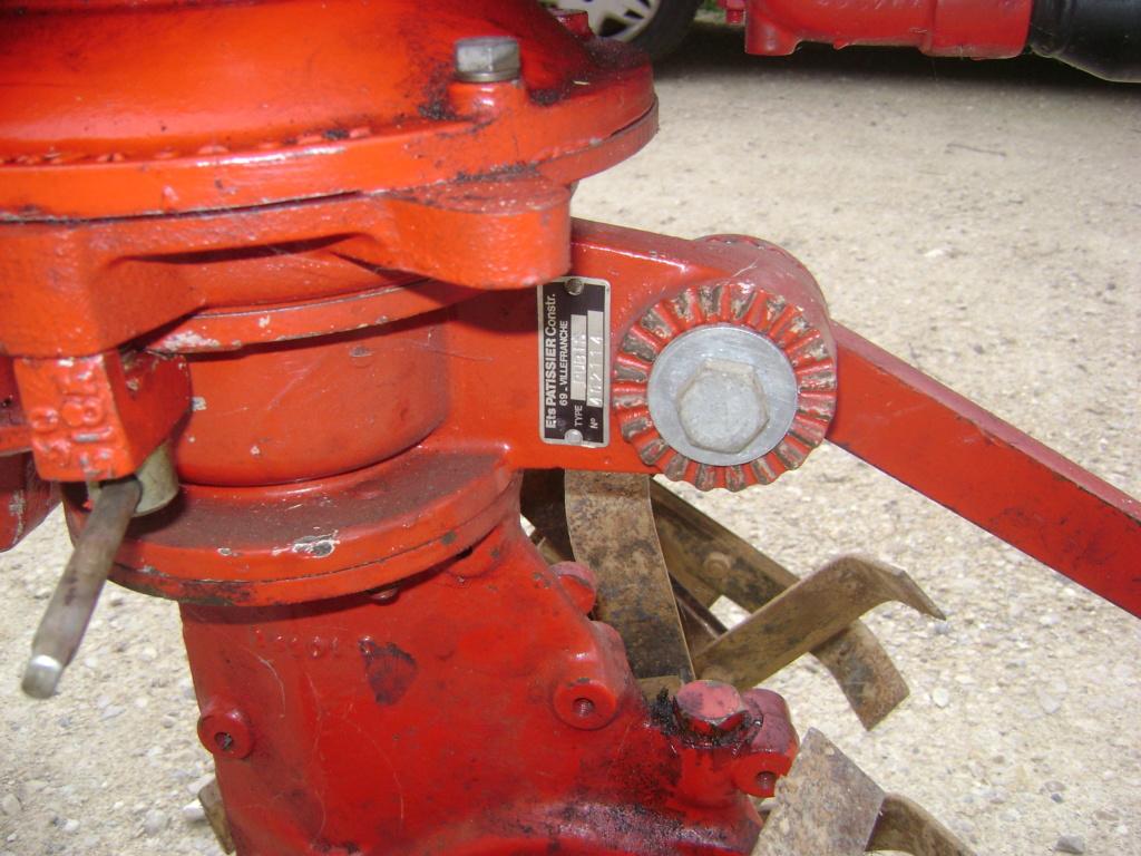 restauration d'un tracteur ENERGIC 519 Dsc05566