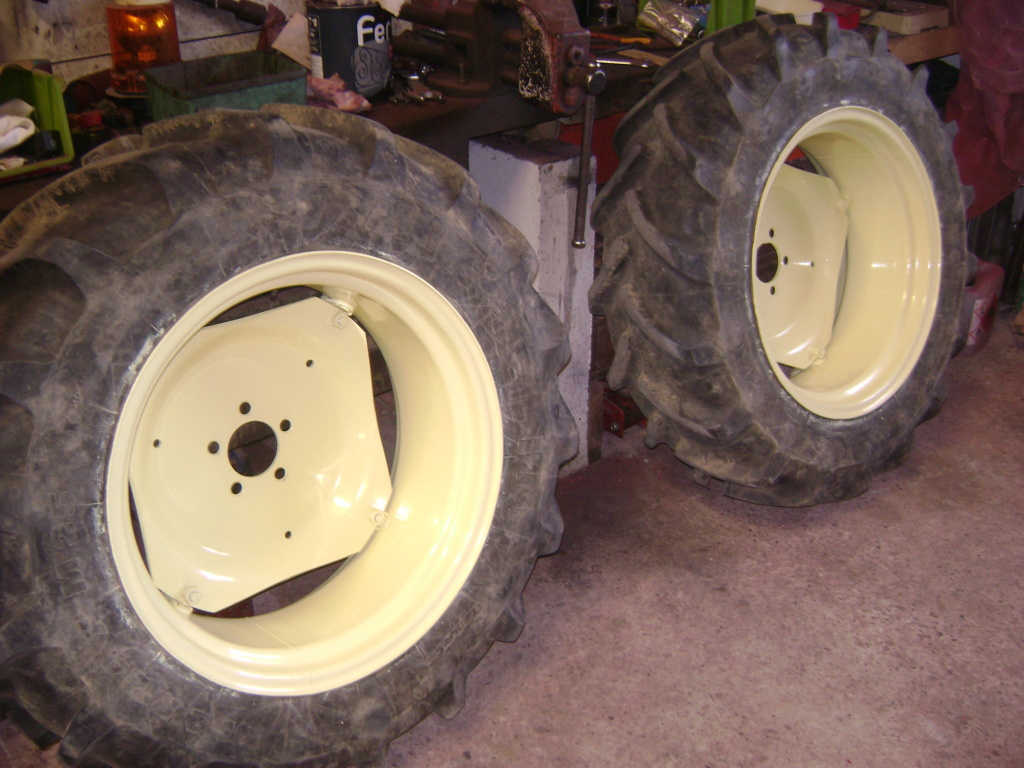 energic - restauration d'un tracteur ENERGIC 519 Dsc05610