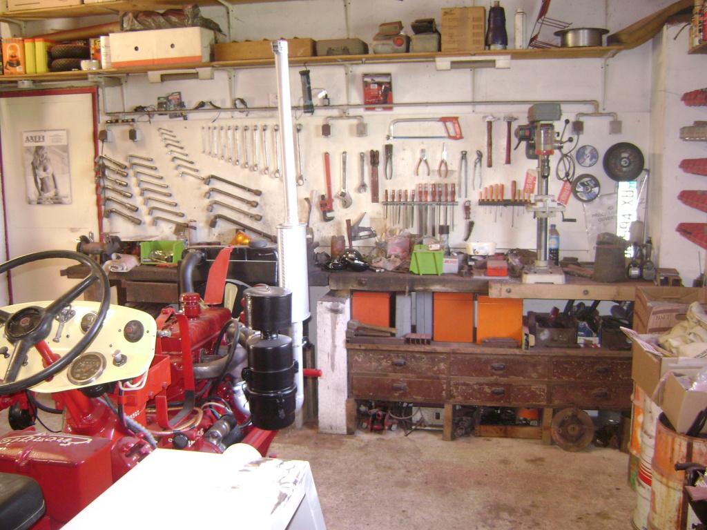 restauration d'un tracteur ENERGIC 519 Dsc05611